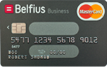 Mastercard Business Belfius - cartedecredit.be