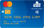 Mastercard Business Essential KBC - cartedecredit.be