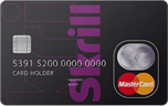 Carte Skrill Prepaid Mastercard - cartedecredit.be