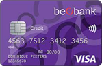 beobank visa student - cartedecredit.be